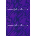Illusion Card -Purple Satin