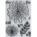 Dawn Bibby - Dawny Daisy Clear Stamp Set - DBS20