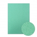 Diamond Sparkles Shimmer Card - Jade Green - SFC010