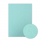 Diamond Sparkles Shimmer Card - Sky Blue - SFC009