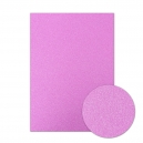 Diamond Sparkles Shimmer Card - Rose Pink - SFC004