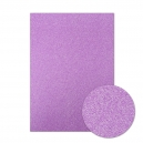 Diamond Sparkles Shimmer Card - Purple Lavender - SFC003