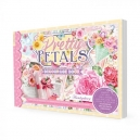 Hunkydory - Pretty Petals Decoupage Book - DECBOOK106