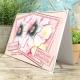 Hunkydory - Precious Poppies Decoupage Book - DECBOOK106