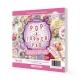 Hunkydory - Pop-A-Topper Pad - Fabulous Florals - PAT111