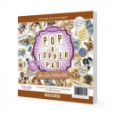 Hunkydory - Pop-A-Topper Pad - It's A Cat's & Dog's Life - PAT112