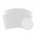 Snowfall Acetate - White - 16 Sheets