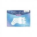 Moonstone Minis - Christmas Embellishments - Stocking - MSTONE400