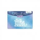 Moonstone Minis - Christmas Embellishments - Santa's Sleigh - MSTONE399