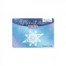 Moonstone Minis - Christmas Embellishments - Ornate Star - MSTONE397