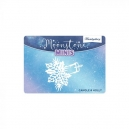 Moonstone Minis - Christmas Embellishments - Candle & Holly - MSTONE392