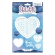 Hunkydory - Moonstone Dies - Stitch It - Follow your Heart