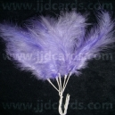Long Stemmed Feathers - Lilac