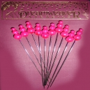 Embellishment Pins - Pink