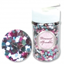 Super Size Diamond Sparkles - Cupcake Sprinkles