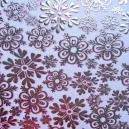 Crystal Snowflakes - Pink