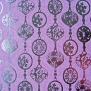 Snowflake Baubles - Pink