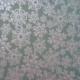 Crystal Snowflakes - Mint