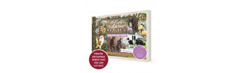 Hunkydory - Decoupage Books